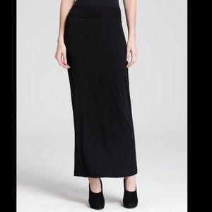 Eileen Fisher Fold Over Maxi Skirt